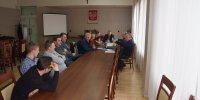 Spotkanie założycielskie - Klub Sportowy Zawidz