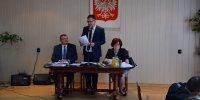 XXIX Sesja Rady Gminy Zawidz