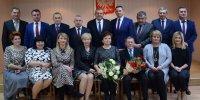 Pierwsza Sesja Rady Gminy Zawidz - kadencji 2018-2023